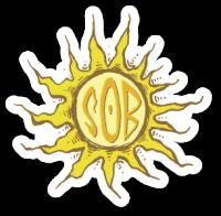 SOB Sun Sticker