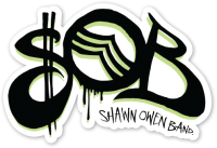 SOB Logo Sticker